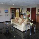 Quality Inn Temecula Lobby