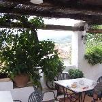 Terrace at El Anon