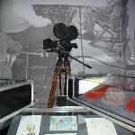 Salas sobre aspectos da cinematografia.