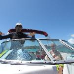 Christophe en reef coral adventure
