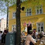 Foto de Cafe Skansen