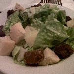 Crispy Lengua Caesar Salad