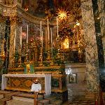 altare santuario san luca