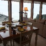 Dining area for ample breakfast