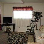 Cottage 9 Livingroom