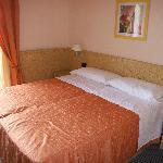 kleine, aber sehr schöne Zimmer