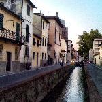 Canal of Via del Fosso