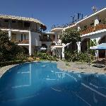 Hotel Alegria Nazca is located at  Jirón Lima 168 Nasca