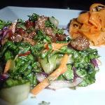Thai Salad and Lover's Salad
