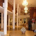 lobby del hotel