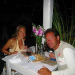 Top Tip 2 Restaurant Nammos Psarrou Beach