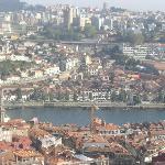 グレリゴスの塔からノヴァ・デ・ガイヤの眺め