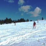 Snowboard Park Momchilovtsi