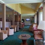 large side lobby