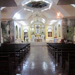 inside bato church