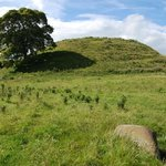 Mound at Dowth