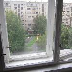 Die Fenster waren schon etwas älter, haben aber trotzdem keine Kälte durchgelassen