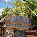 tavern signboard