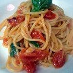 Spaghetti al Pomadoro