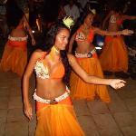 Danses Polynésiennes à l'Hotel