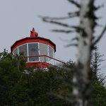 Lighthouse at Cap Gaspé