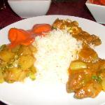 Variety of Main Course