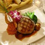 Double Cut Stuffed Pork Chop