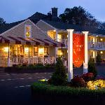 Foxberry Inn at Sunset
