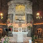 Altar & Tomb of St Francis