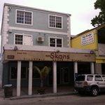 Cafe Skans, Nassau.