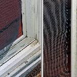 Living room screen door need replacing