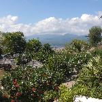 view from balcony at Sunrise Gili Air