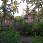 lumbung style cottages at Sunrise Gili Air