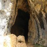 Boca de la cueva