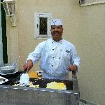 la bonne omelette du matin pour ceux qui aime lol