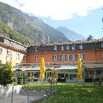 The Grand Hotel des Bains