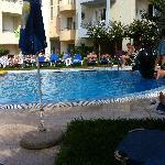 Photo de Melina Beach Hotel