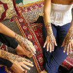 Henna masterwork...