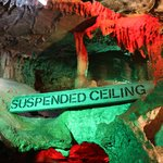 """Suspended Ceiling"" - watch your head"