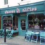 Billede af Cheese & Alfies