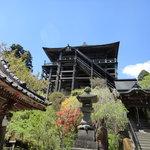 笠森寺の観音堂