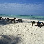 loads of beach beds