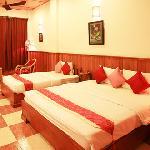 TWN Room of Kambuja Inn