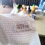 I'm a big Frette fan and the robes are a nice touch