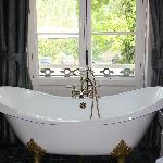 la bañera... fantástica