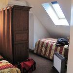 Chambre (vue 2)