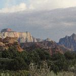 View from Kolob Terrace Road