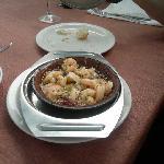 gambas all'ajillo piatto tipico canario