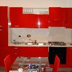 Cucina e bagno privato a disposizione dell'ospite