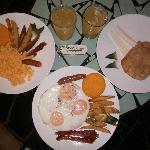Mi desayuno